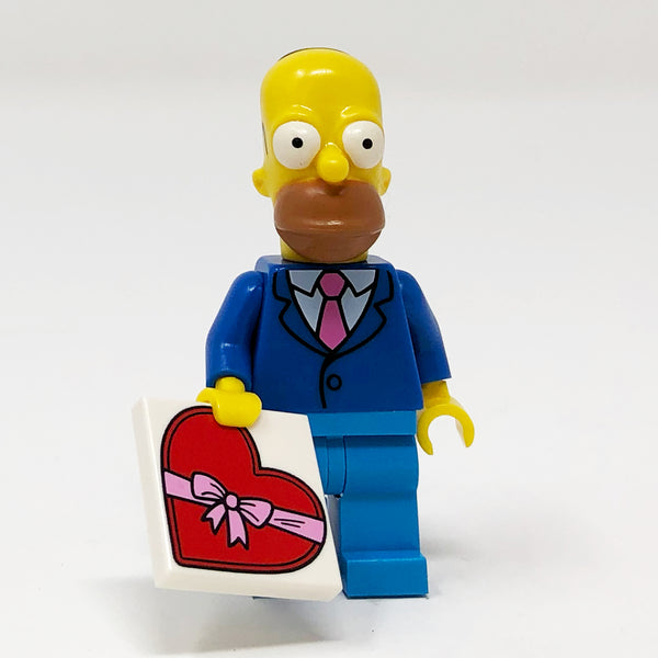 Date Night Homer - The Simpsons Series 2 Minifigure