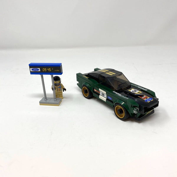 75884 Speed Champions Ford Mustang (used)