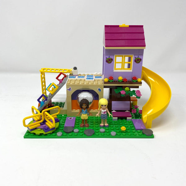 41325 Friends Heartlake City Playground (used)