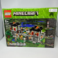 21127-C Minecraft The Fortress (Certified Used)