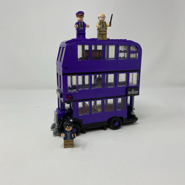 75957-A Harry Potter The Knight Bus (Used)