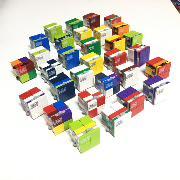 Custom Designed Lego Infinity Cube (BAM Exclusive!)