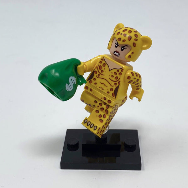 Cheetah - DC Super Heroes Series Minifigure
