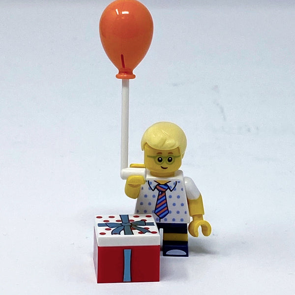 Birthday Party Boy - Series 18 Minifigure