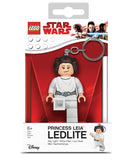 Princess Leia LED Keychain Light