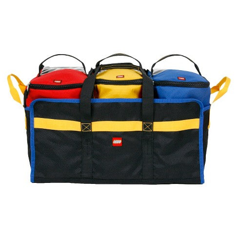 LEGO 4-Piece Organizer Tote and Play Mat