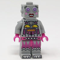 Lady Robot - Series 11 Minifigure