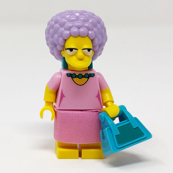 Patty Bouvier - The Simpsons Series 2 Minifigure