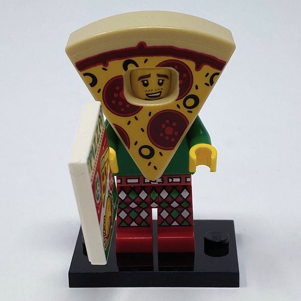 Pizza Costume Guy - Series 19 Minifigure