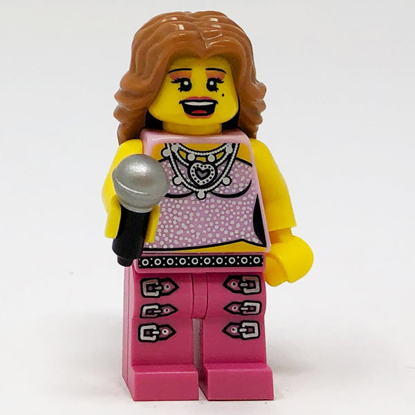 Pop Star - Series 2 Minifigure