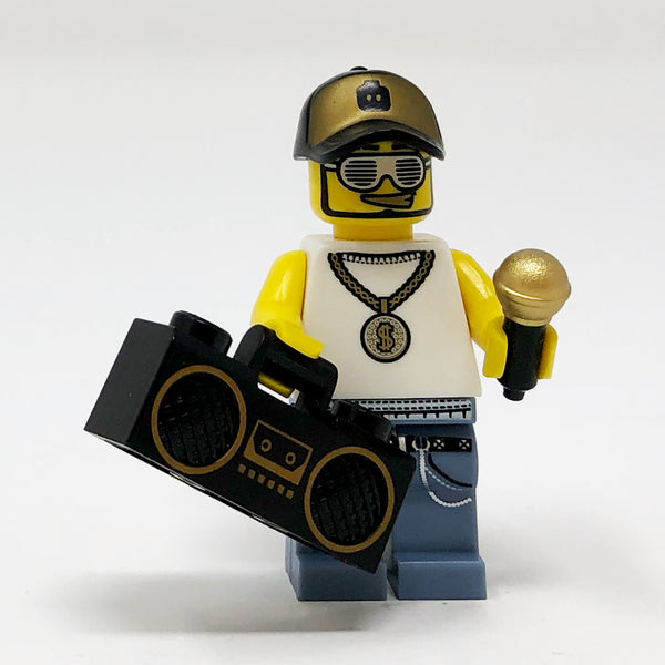 Rapper - Series 3 Minifigure
