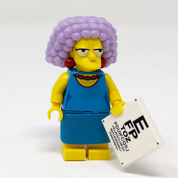 Selma Bouvier - The Simpsons Series 2 Minifigure