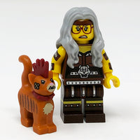 Sherry Scratchen-Post & Scarfield - LEGO Movie 2 Series Minifigure
