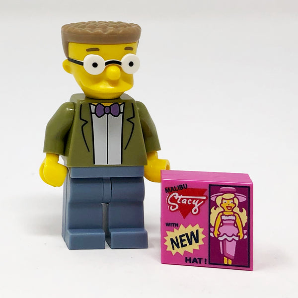 Smithers - The Simpsons Series 2 Minifigure