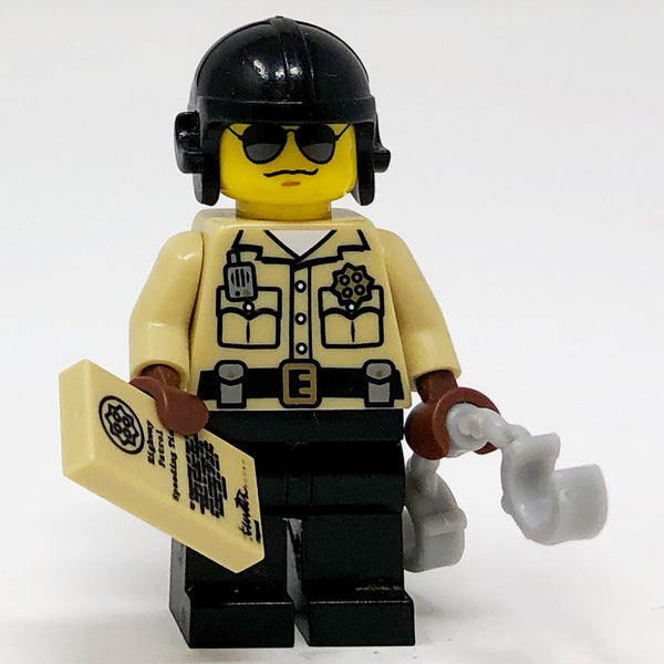 Traffic Cop - Series 2 Minifigure
