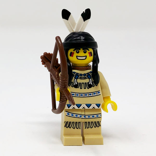 Tribal Hunter - Series 1 Minifigure