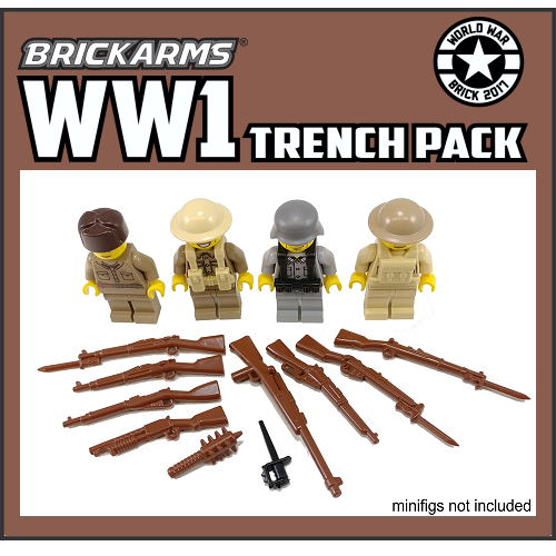 WWI Trench - Brickarms