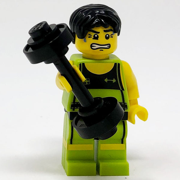 Weightlifter - Series 2 Minifigure