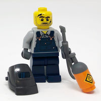 Welder - Series 11 Minifigure