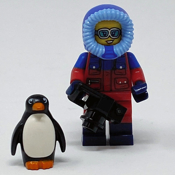 Wildlife Photographer - Series 16 Minifigure