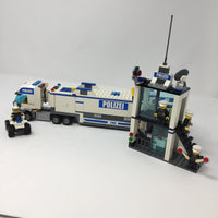 7743-2 City Police Command Centre Set (Used)