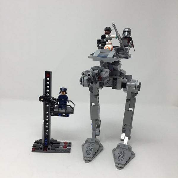 75201-1 Star Wars First Order AT-ST(Used)