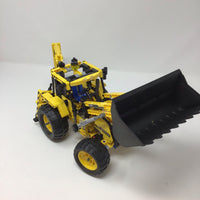 8069-1 Technic Backhoe Loader(Used)