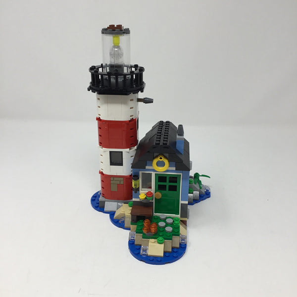 31051-3 Creator Lighthouse point (Used)