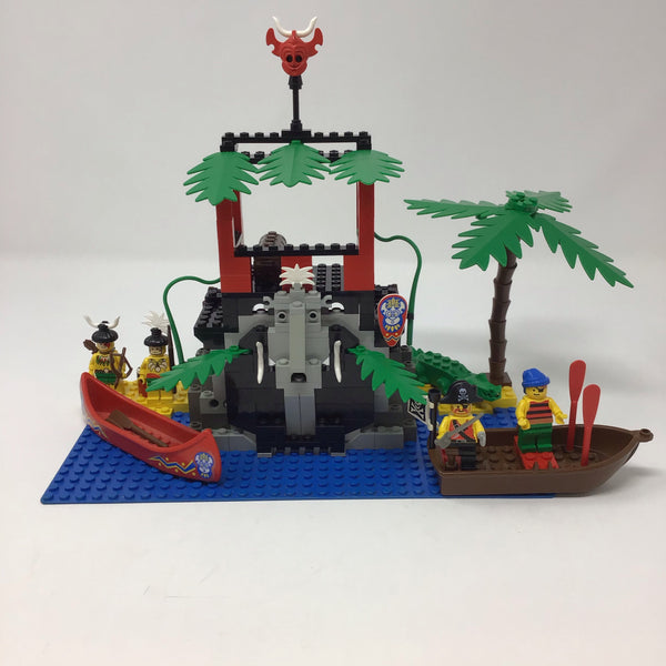 6264-1 Forbidden Cove (Used) - LEGO System