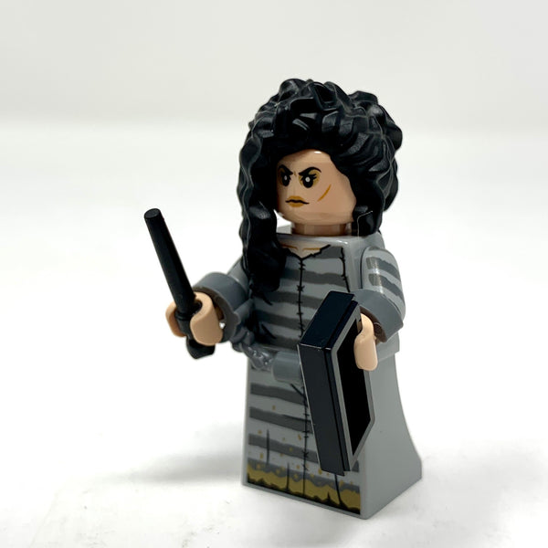 12 - Bellatrix Lestrange - Harry Potter Series Minifigure