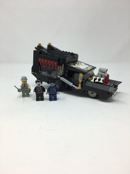 9464-2 Monster Fighters Vampire Hearse (Used)