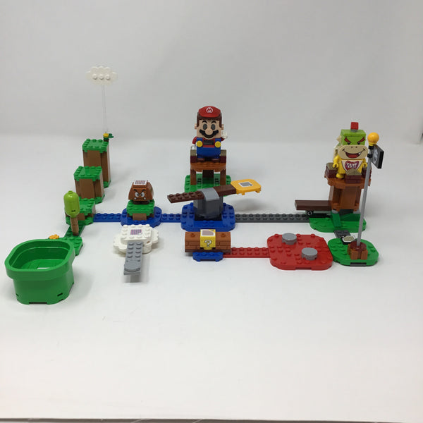 71360-1 Mario Starter Course(Used)