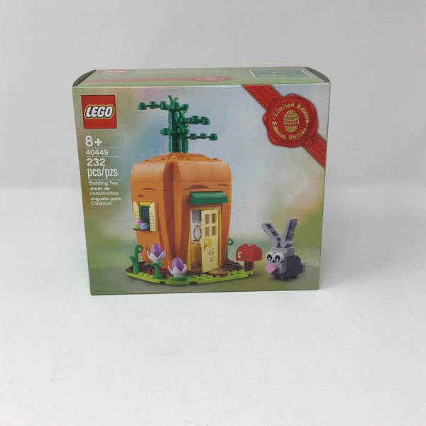 40449 Easter Bunny's Carrot House