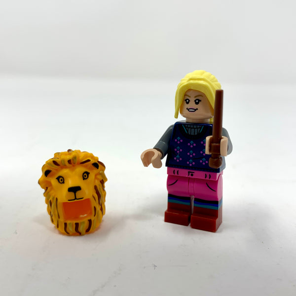 5 - Luna Lovegood - Harry Potter Series Minifigure