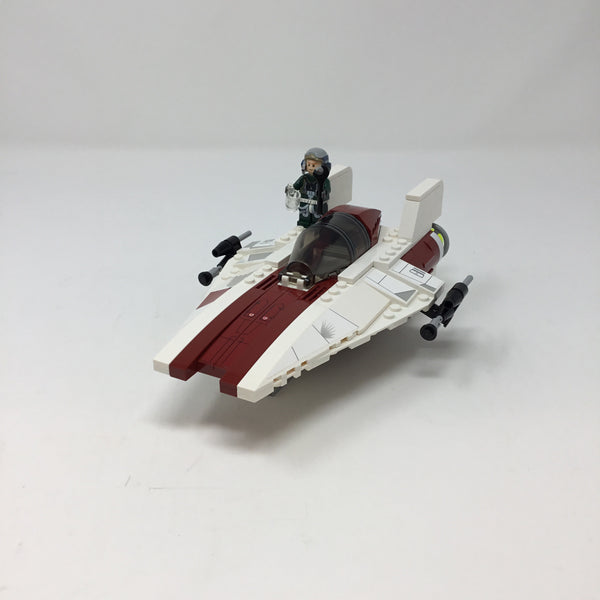 75003-3 Star Wars A Wing Starfighter (Used)