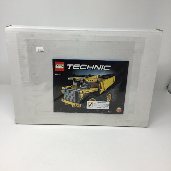 42035-C Technic Mining Truck Certified (Used)