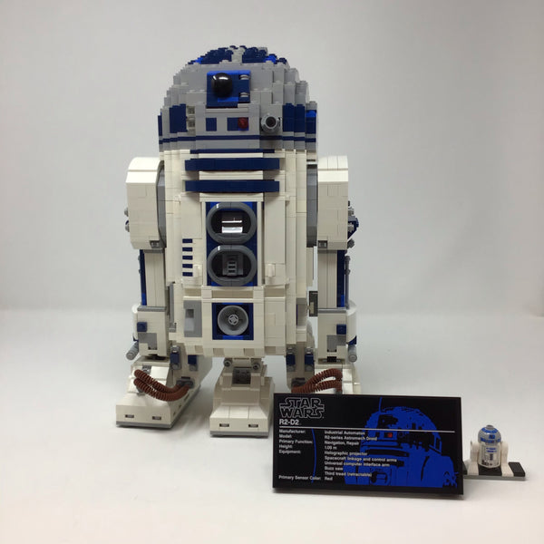 10225-1 Star Wars UCS R2 D2(Used)