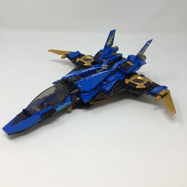 70668-3 Ninjago Jay's Storm Fighter (Used)