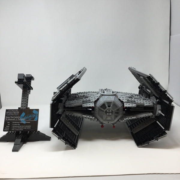 10175-1 Star Wars Vader's Tie Advanced (Used)