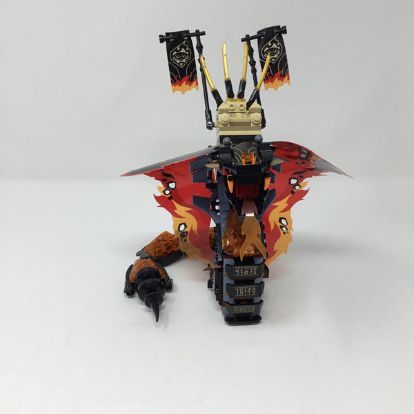 70674-3 Ninjago Fire Fang(Used)