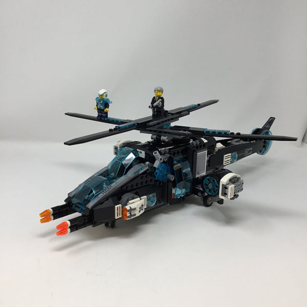 70170-2 Ultra Agents UltraCopter vs. AntiMatter (Used)
