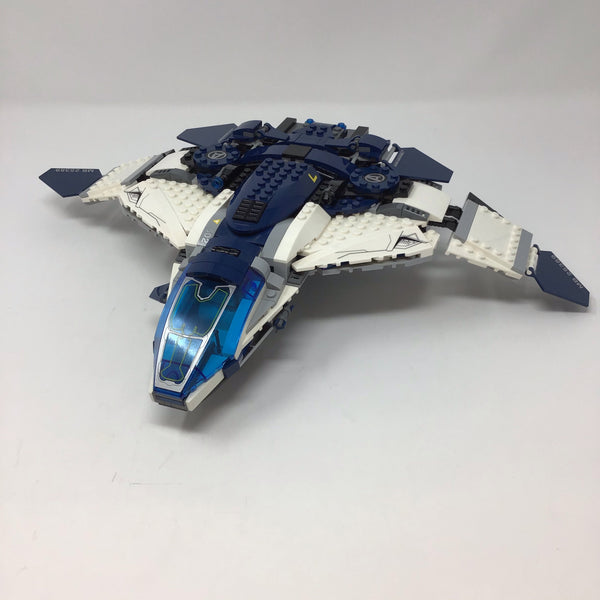 76032-3 Marvel The Avengers Quinjet City Chase (Used)