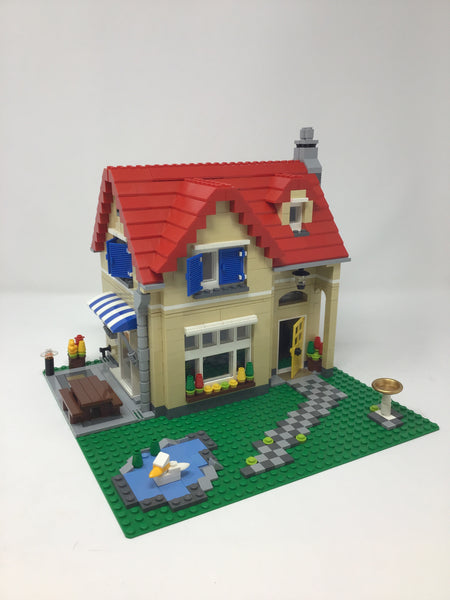 6754-1 Creator Family Home (Used)