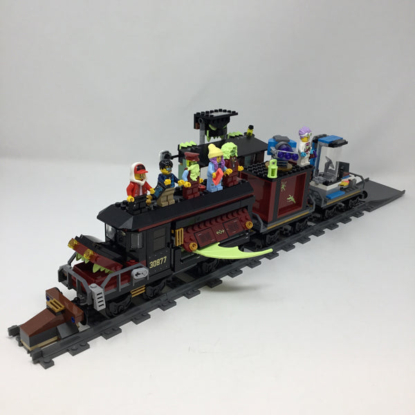 70424-1 Hidden Side Ghost Train Express (Used)