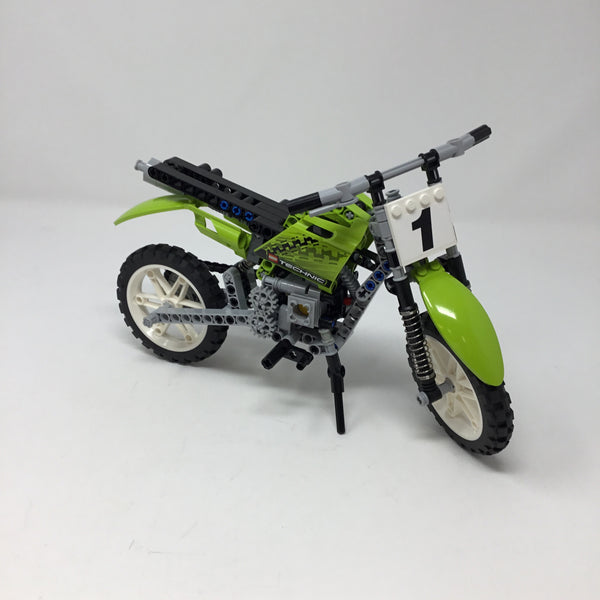 8291-1 Technic Dirt Bike(Used)