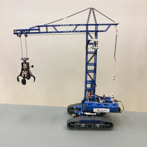 42042-2 Technic Crawler Crane (Used)