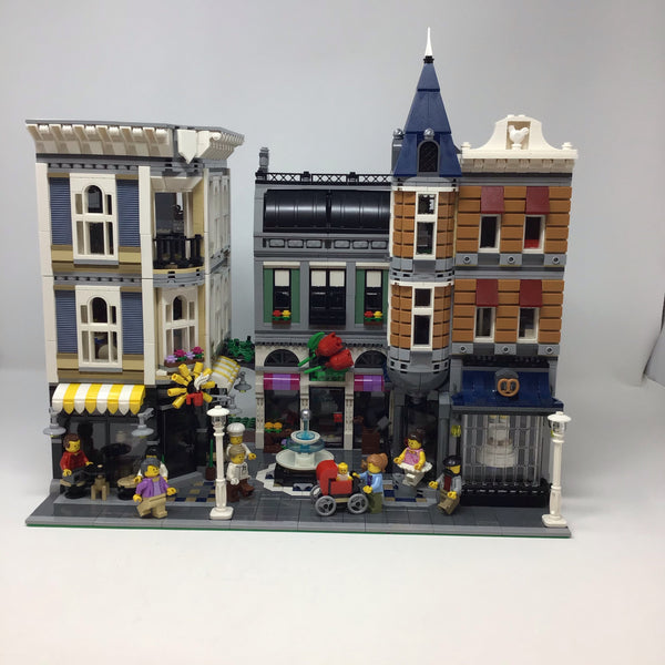 10255-1 Creator Assembly Square (Used)