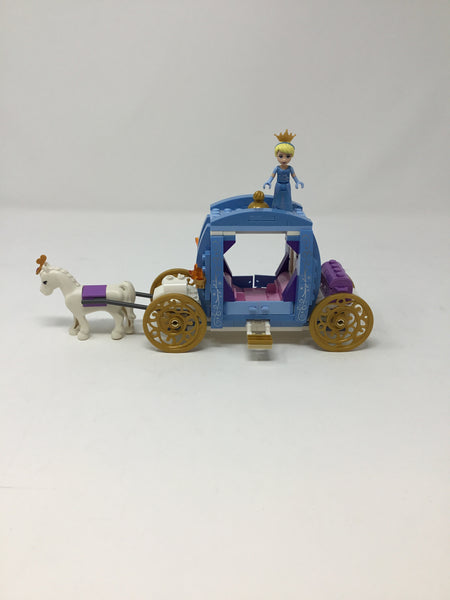 41053 - 3 Disney Cinderella's Dream Carriage (Used)