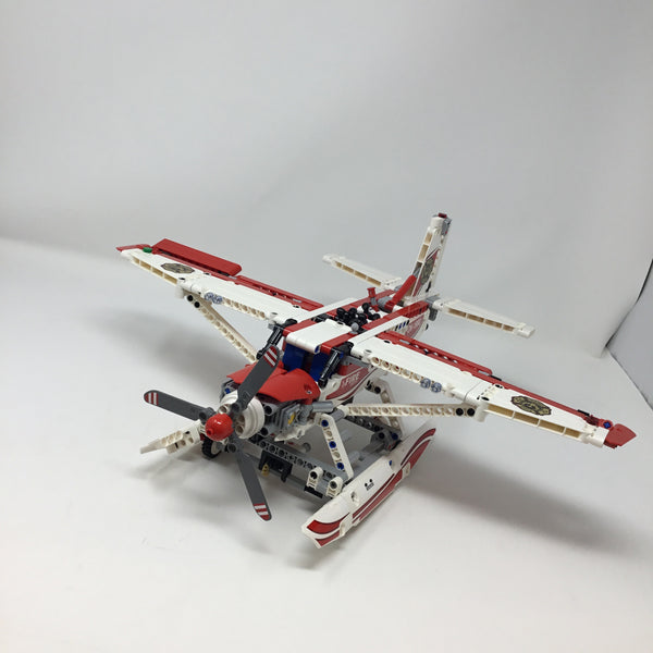 42040-1 Technic Fire Plane(Used)