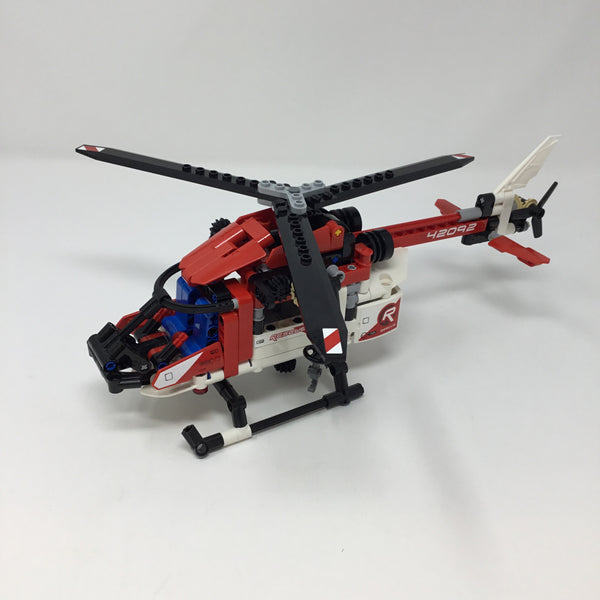 42092-1, Technic Rescue Helicopter (Used)